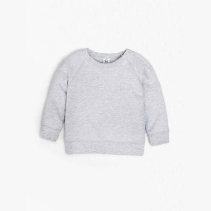 Brooklyn Pullover - Heather Grey